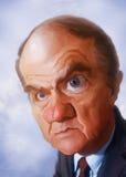 Caricatura de Karl Malden Fotos de Stock Royalty Free