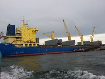 carico Fotografie Stock