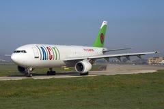 Carico Airbus A300 Fotografia Stock