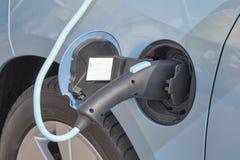 Carico dell'automobile elettrica Immagine Stock Libera da Diritti