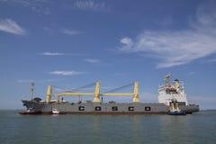 Carico marino Fotografie Stock