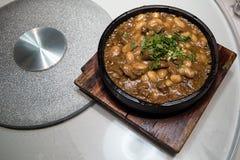 caril da carne do Sichuan-estilo Imagem de Stock Royalty Free