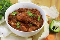 Caril da galinha Imagem de Stock Royalty Free