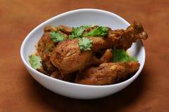Caril da galinha de Kerala Fotografia de Stock