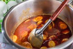 Caril de Hangle ou estilo do norte Hang Lay Curry Foto de Stock Royalty Free