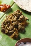 Caril de Kanthal - um prato especial indiano feito com Jackfruit. Fotos de Stock Royalty Free