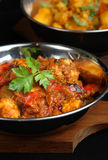 Caril indiano da galinha fotos de stock royalty free