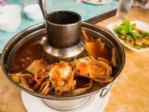 Caril picante tailandês Fotos de Stock Royalty Free