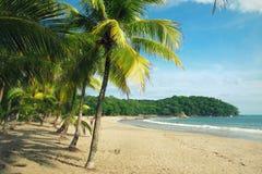 Carillo beach in Guanacaste, Costa Rica stock photos