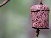 Rusty Chime Fotografia Stock Libera da Diritti