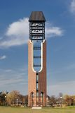 Carillon bell tower Royalty Free Stock Images