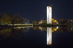 Carillon Bell Tower Stock Photography