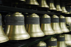 Carillon bells Royalty Free Stock Photos