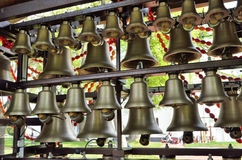 Carillon bells Royalty Free Stock Images