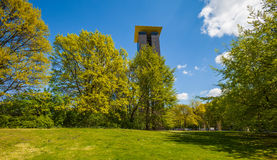 Carillon Berlin Stock Images