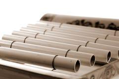 Carillon de méditation Photo libre de droits