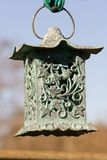 Carillon de vent Photos libres de droits