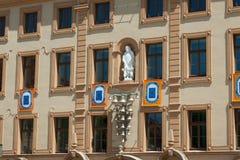Carillon in Gotha royalty-vrije stock foto