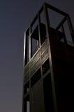 Carillon néerlandais la nuit images libres de droits