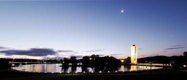 Carillon national canberra Photographie stock libre de droits