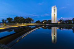 Carillon nazionale Fotografia Stock