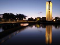 Carillon nazionale canberra Immagine Stock Libera da Diritti