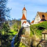 Carillon nel comune di Monaco di Baviera Immagini Stock Libere da Diritti