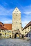 Carillon nel comune di Monaco di Baviera Immagini Stock