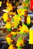 Carillones de viento Fotografía de archivo libre de regalías
