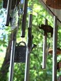 Carillones de viento Imagen de archivo