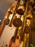 Carillones de viento chinos Fotografía de archivo