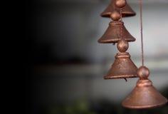 Carillons de vent Photos libres de droits