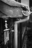 Carillons givrés Images stock
