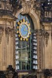 Carillons Zwinger Dresde photo libre de droits