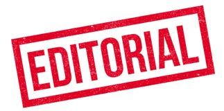 Carimbo de borracha editorial Fotografia de Stock