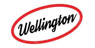 Carimbo de borracha de Wellington ilustração do vetor