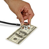 Caring for finance Royalty Free Stock Images