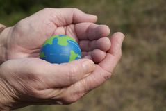 Free Caring For The Environment Royalty Free Stock Photos - 2983948