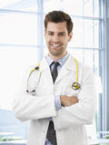 Caring health care professional Stock Photography