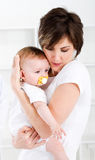 Caring mother Stock Photography