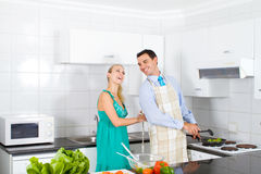 Caring wife Stock Photo