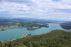Carinthia Österrike Arkivbilder
