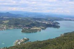 Carinthia Österrike Arkivfoto
