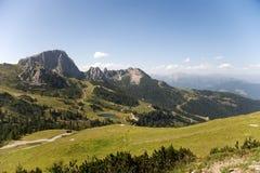 Carinthia in Oostenrijk Stock Afbeeldingen