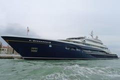 Carinthia VII Luxury Boat Stock Photos