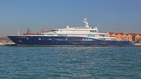 Carinthia VII yacht Arkivbild