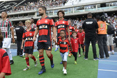 Carioca冠军2017年 库存图片