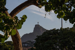 Carioca秋天有一个晴朗的下午 库存图片