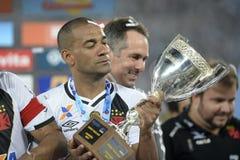 Carioca championship 2017 Royalty Free Stock Photos