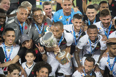 Carioca championship 2017 Stock Photos